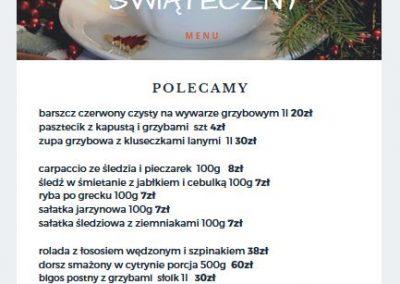 Catering Świąteczy