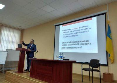Ukraina - seminaria