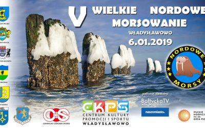 V Wielkie Nordowe Morsowanie we Władysławowie