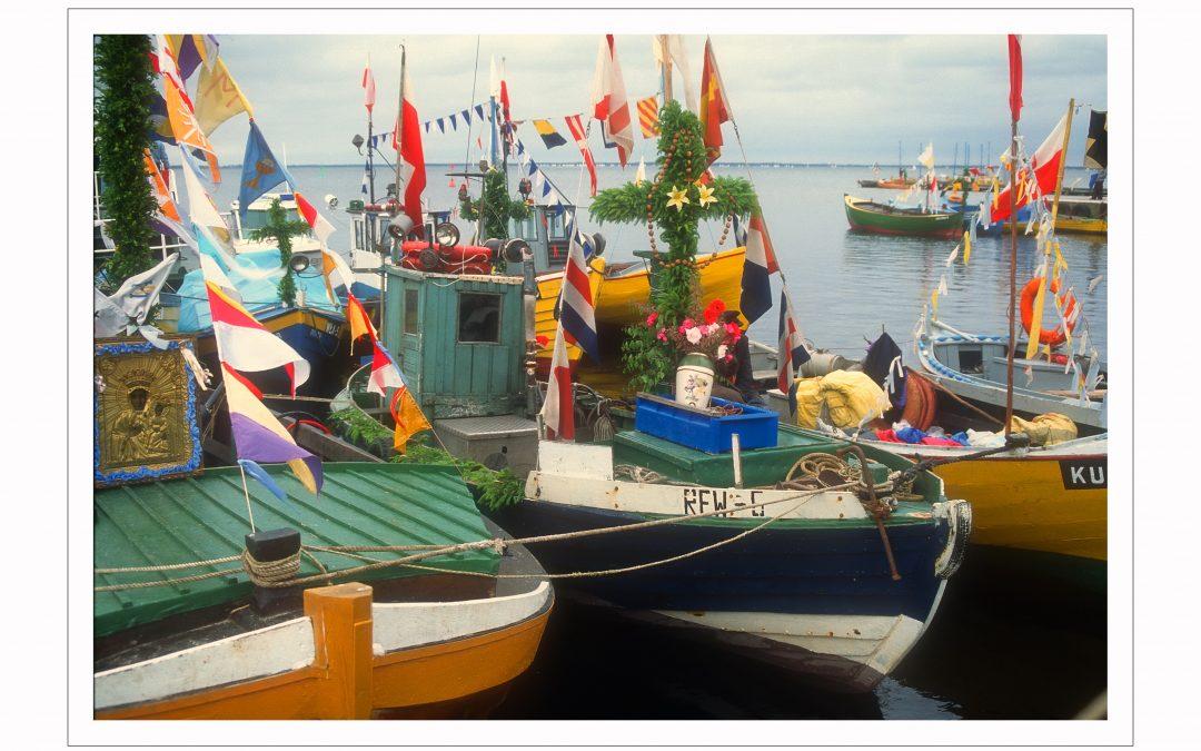 Wernisaż wystawy Dariusza Zaręby – Fotografie z Morzem w Tle